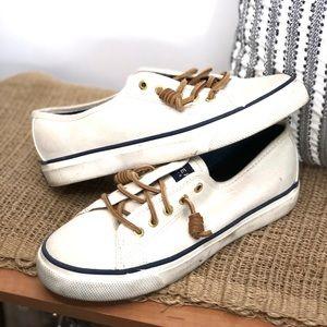 Sperry Slide On Tennis Shoe